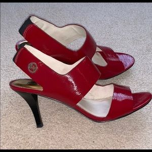 Michael Kors Heel Red size 9 1/2 EC